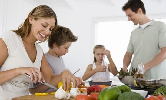 id es de repas pour familles nombreuses mag de la famille. Black Bedroom Furniture Sets. Home Design Ideas